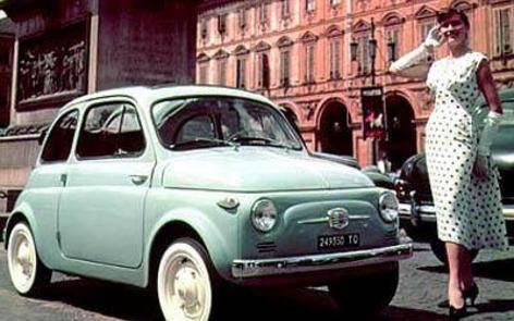 Storia Della Cinquecento Fiat 500 Nel Mondo