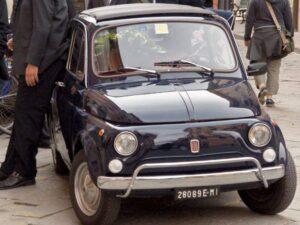 Fiat 500 al matrimonio - 2