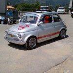 La Fiat 500 di Luca Romiti