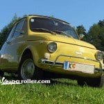 Fiat 500 R Trenck