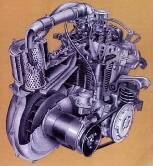 Il Motore Della Fiat 500 Fiat 500 Nel Mondo