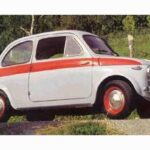 Fiat Nuova 500 SPORT