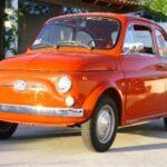 La Fiat 500 F di Davide Susca