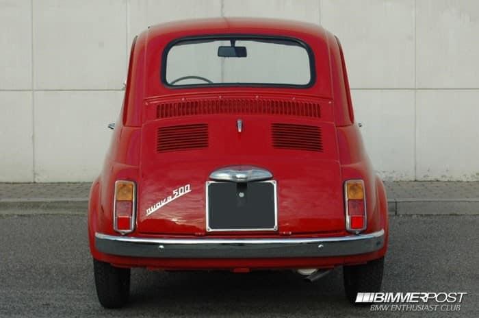 Restauro Della Fiat 500 Scoprire Di Che Modello Si Tratta La
