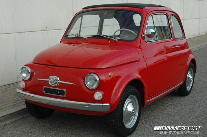 Restauro Della Fiat 500 Scoprire Di Che Modello Si Tratta