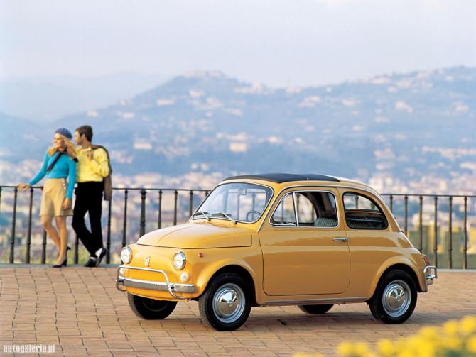 La Cinquecento più elegante: la Fiat 500 L