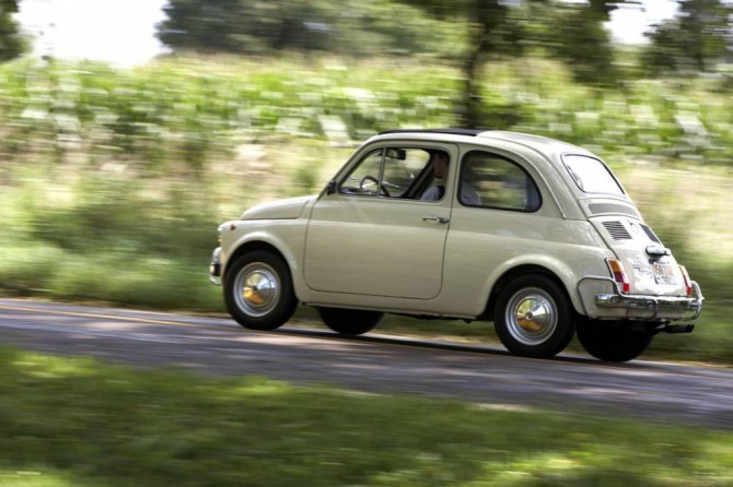 Fiat 500 L : The most elegant Cinquecento