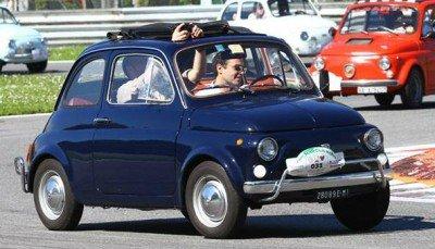 Nonna Cinquecento – La Fiat 500 L di Francesco