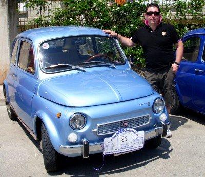 La Fiat 500 di roktid