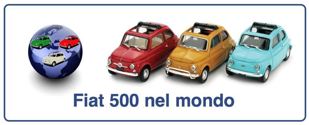 Tutti i Modelli di Fiat 500