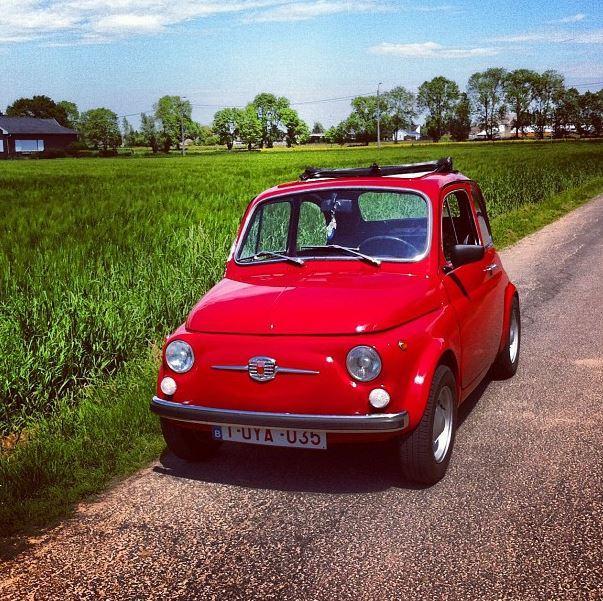 La Fiat 500 di Juv3ntus1897