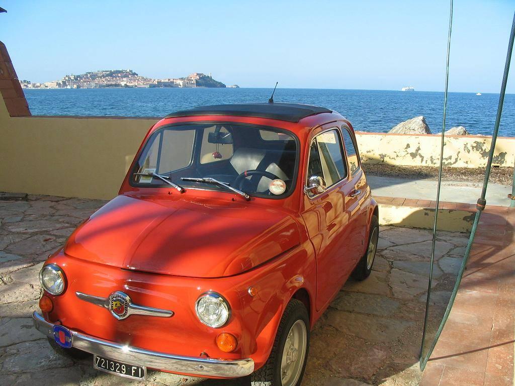 La Fiat 500 di thor