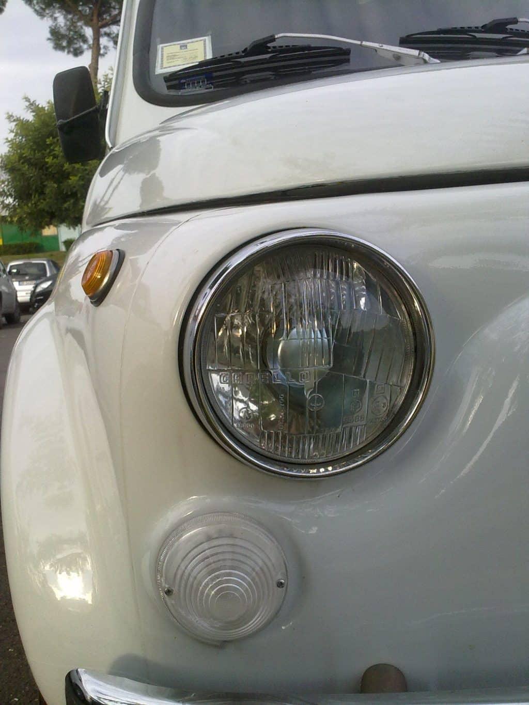 La Fiat 500 di flavio del bianco