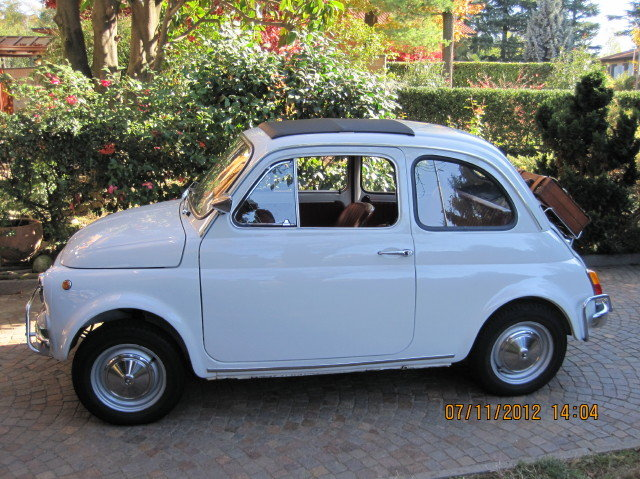 La Fiat 500 di ubimayor