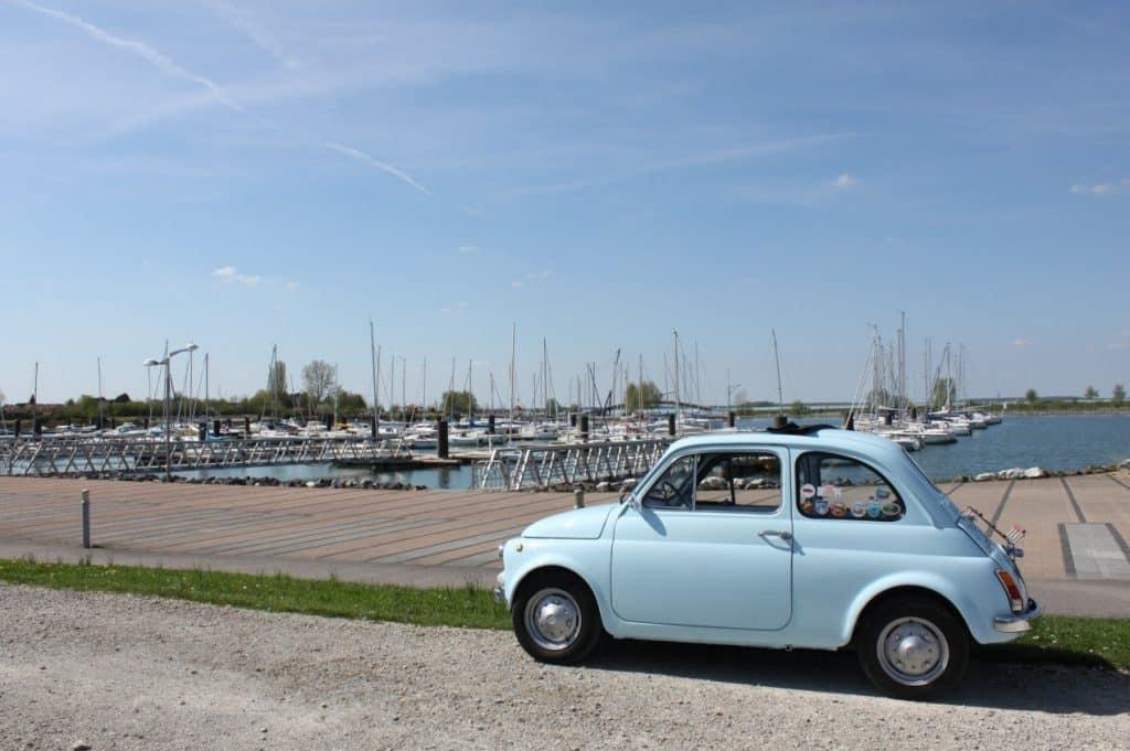 La Fiat 500 di Flo52