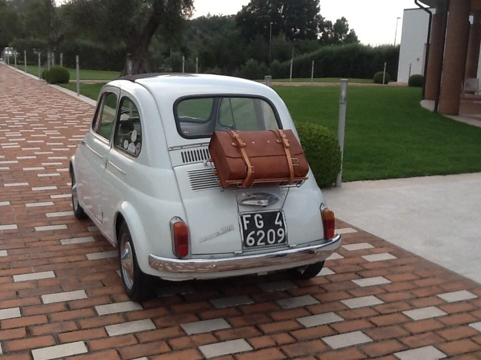 La Fiat 500 di Lambiase