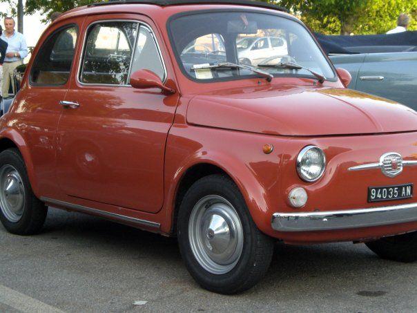 Fiat 500 F di Maurizio