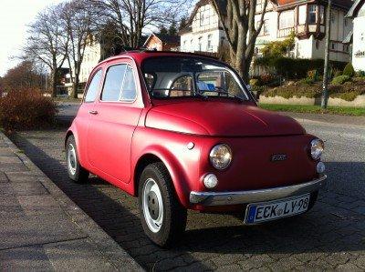 Fiat 500 of Olli