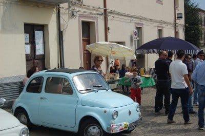 La Fiat 500 R d'epoca di Luifrank41