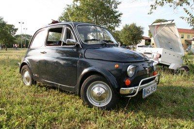 Fiat 500 L of Guri