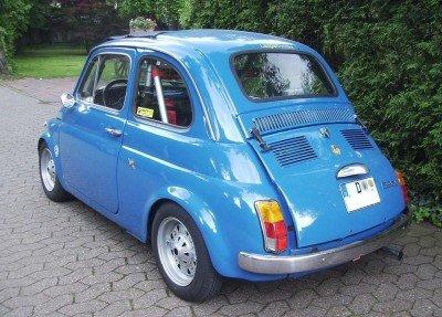 Fiat 500 of Udo J.