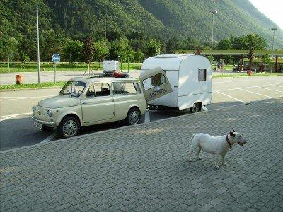 Fiat 500 giardiniera autseid