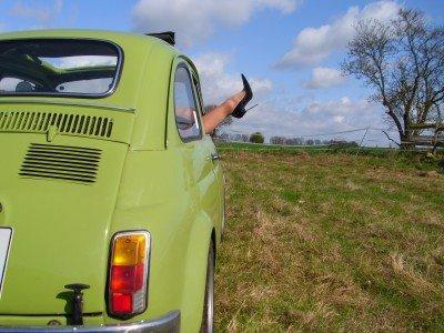 Fiat 500 of Fabi