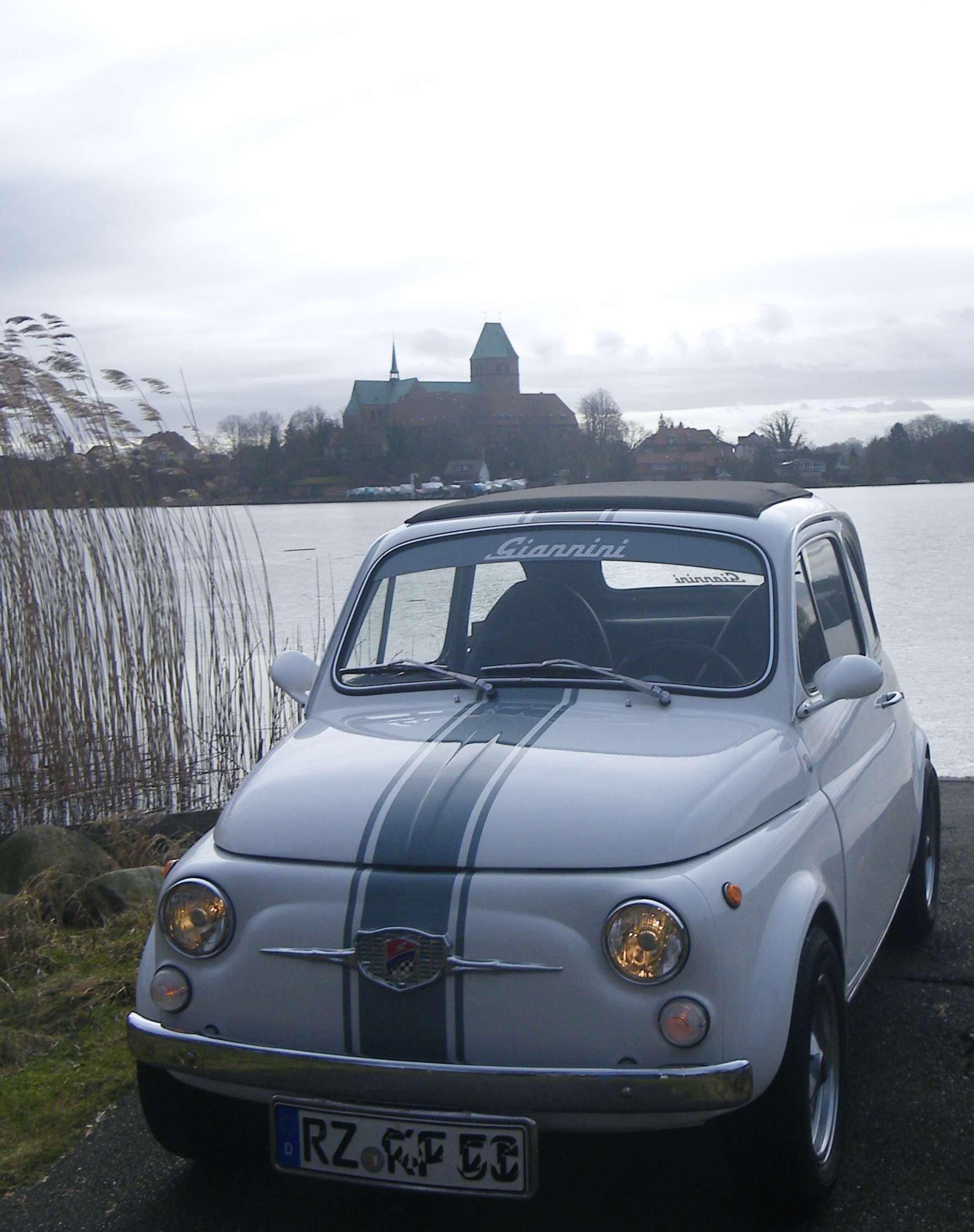 Fiat 500 F di freudenkay