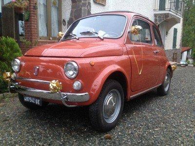 Fiat 500 di massige