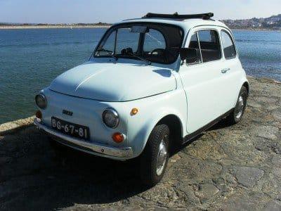 La Fiat 500 di Jose Eduardo Couto