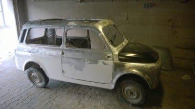 Fiat 500 Giardiniera of Manfred aus Mainz