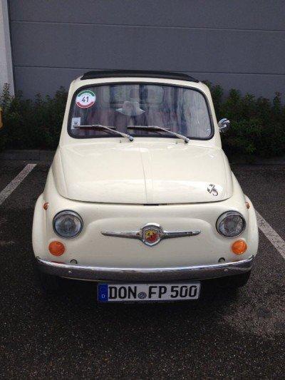 Fiat 500L of Done1987