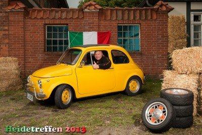 Fiat 500 of Ollivs