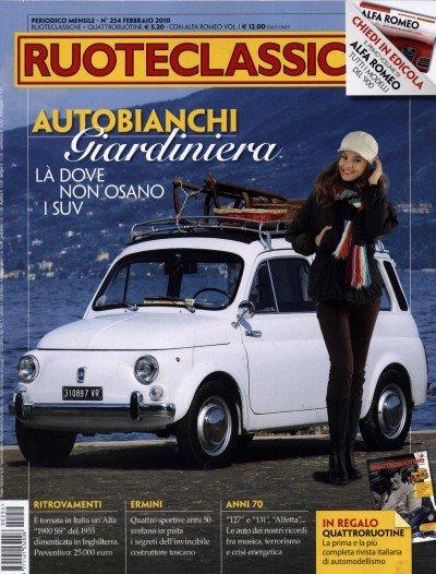 Fiat 500 Giardiniera di luka500