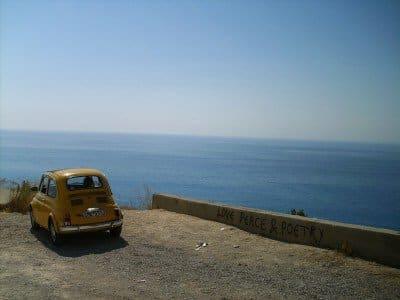 Fiat 500 d'epoca di Spiros