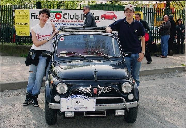 Fiat Cinquecento L di lele1986