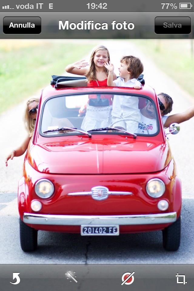 Fiat 500, una storia d'amore, la vostra storia!