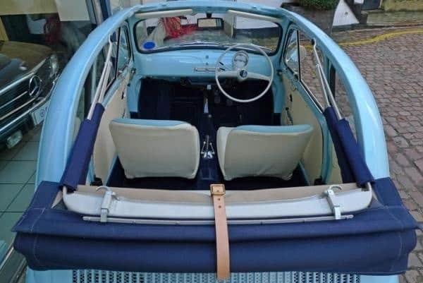 Fiat 500 storiche – quanto valgono?