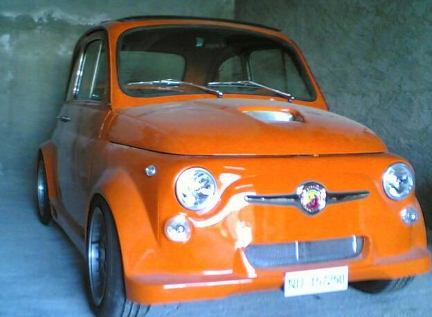 La Fiat 500 di italo