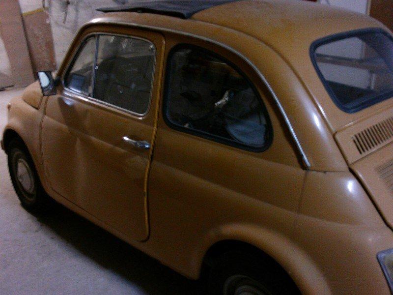 Fiat Cinquecento di kikko1976