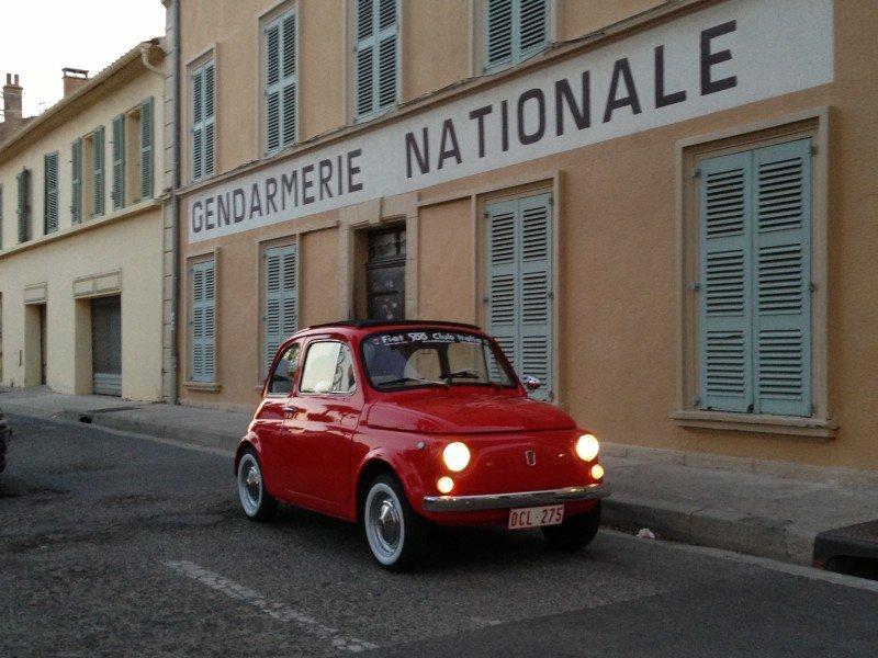 La Fiat 500 di Quentin500
