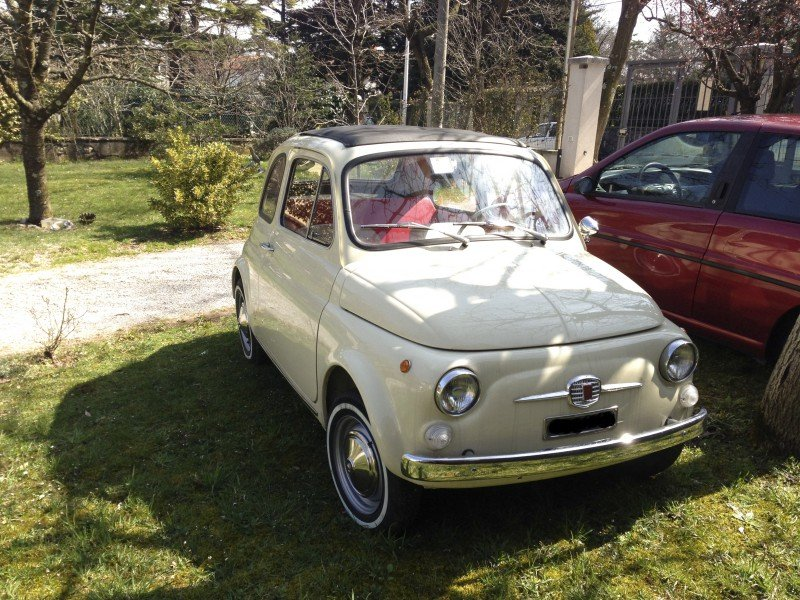 La Fiat 500 di azureus83