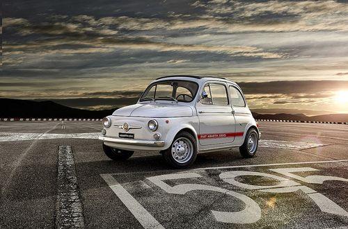 Fiat 500 Abarth: storia di un (piccolo) mito