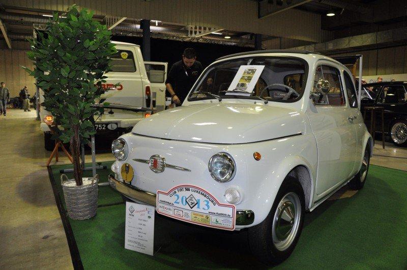 La Fiat 500 di Silvestri Vito