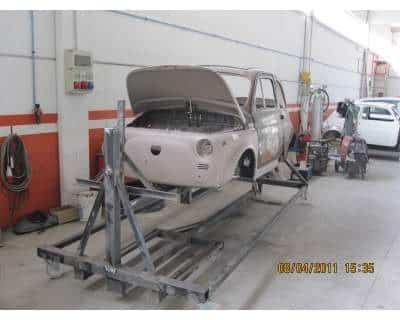 The Fiat 500 restoration (part one)