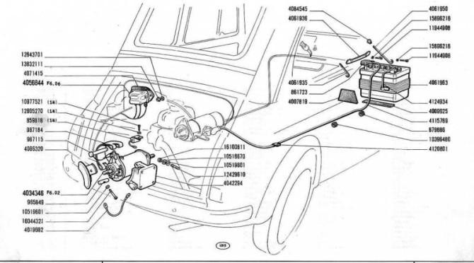 schema elettrico frecce fiat panda  schema elettrico fiat