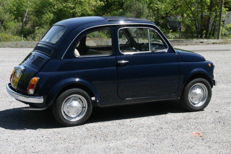 Fiat 500 di Dom