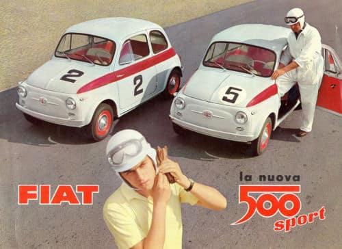 Fiat Nuova 500 Sport: la Cinquecento sportiva!