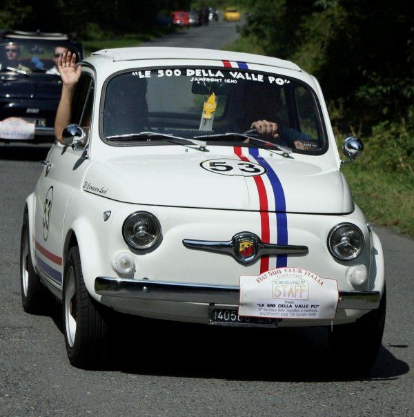 La Fiat 500 di gianmarco500