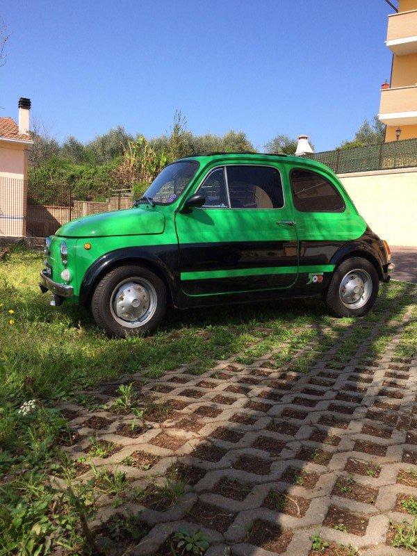 La Fiat 500 di Marko